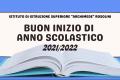 Buon inizio di anno scolastico 2021/2022